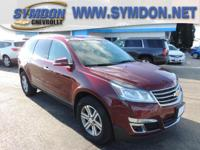 Options:  2015 Chevrolet Traverse Lt|Awd Lt 4Dr Suv