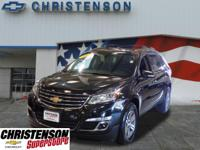 2015+Chevrolet+Traverse+LT+In+Black+Granite+Metallic+GM