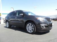 Come see this 2015 Chevrolet Traverse LT. Its Automatic
