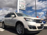 Options:  2015 Chevrolet Traverse Lt W/1Lt||1St|2Nd And