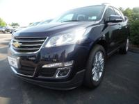 2015 Chevrolet Traverse LT Cloth 1LT Odometer is 2117