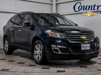Traverse... 2LT... AWD... 3.6 V6... 6-Speed