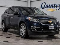 Traverse... 2LT... AWD... 3.6 V6... Heated Seats...