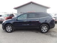 Options:  2015 Chevrolet Traverse Load Up The Entire