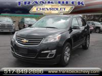 Options:  2015 Chevrolet Traverse Lt|Awd Lt 4Dr Suv
