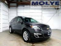 Chevrolet Traverse 2015 3.6L V6 SIDI LT 1LT Sable