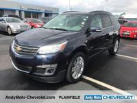 New Price!  Chevrolet Traverse  Clean CARFAX. CARFAX