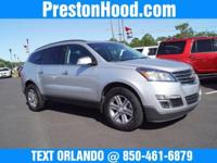 Options:  2015 Chevrolet Traverse Lt W/1Lt|Miles: