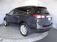 Options:  2015 Chevrolet Traverse Lt|Black Granite/|V6