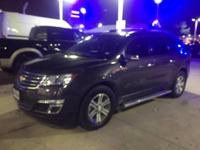 We are excited to offer this 2015 Chevrolet Traverse.