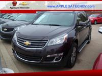 Options:  2015 Chevrolet Traverse Lt|Lt 4Dr Suv