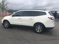 Check out this gently-used 2015 Chevrolet Traverse we