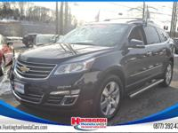 Recent Arrival! AWD. Clean CARFAX. 2015 Chevrolet
