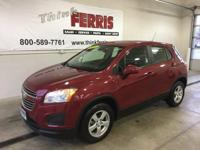 Options:  2015 Chevrolet Trax Ls|**All-Wheel