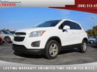 2015 Chevrolet Trax LS AWD, *** 1 FLORIDA OWNER ***