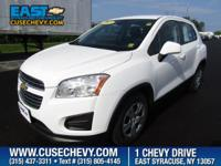 Check out this 2015 Chevrolet Trax LS. Its Automatic