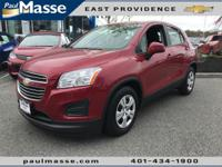 Options:  2015 Chevrolet Trax Ls|Come Experience A