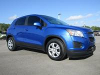 LOCAL TRADE IN, BACKUP CAMERA, Trax LS, 4D Sport
