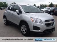 Chevrolet Trax  Clean CARFAX. CARFAX One-Owner.
