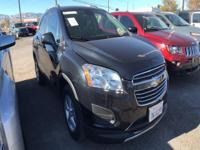 Options:  2015 Chevrolet Trax Lt|Your Lucky Day! This