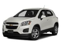 2015 Chevrolet Trax 1LT. Join us at Patsy Lou