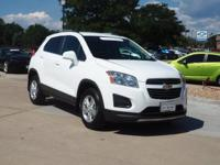 This 2015 Chevrolet Trax 1LT at Century Chevrolet is