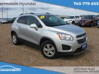 2015 Chevrolet Trax LT This Chevrolet Trax is