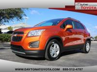 2015 Chevrolet Trax LT, *** 1 FLORIDA OWNER *** CLEAN