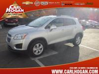 Options:  2015 Chevrolet Trax Lt|Lt 4Dr Crossover