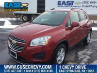 Check out this 2015 Chevrolet Trax LT. Its Automatic