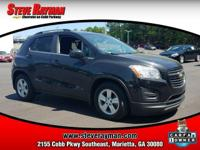 LT TRIM LEVEL, 4 DOOR SMALL URBAN SUV, AUTOMATIC