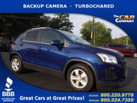 Used 2015 Chevrolet Trax,  DESIRABLE FEATURES:  a