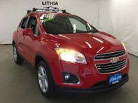 EPA 31 MPG Hwy/24 MPG City! Moonroof, Heated Seats, All