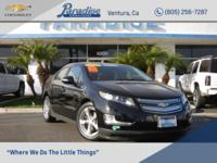 THIS VOLT IS LOADED WITH EQUIPMENT AND GM CERTIFIED!! -