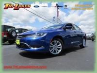 This 2015 Chrysler 200 is offered to you for sale by