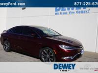 CARFAX One-Owner. Clean CARFAX. Velvet Red Pearlcoat