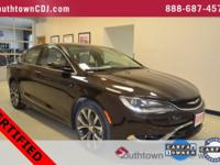 CARFAX One-Owner. Clean CARFAX. Certified. Luxury Brown