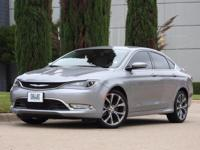 We are excited to offer this 2015 Chrysler 200. This