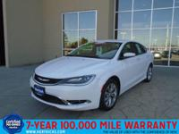 Check out this gently-used 2015 Chrysler 200 we