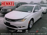 Options:  2015 Chrysler 200 C|White|Just Arrived.. Own