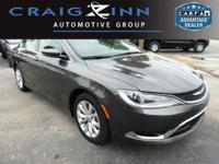 This 2015 Chrysler 200 C will sell fast Priced to sell