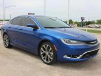 Exterior Color: vivid blue pearlcoat, Body: Sedan,