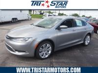 Look into this 2015 Chrysler 200 Limited. We're