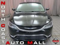 2015 Chrysler 200 Limited 2.4-liter l-4 engine 9-speed