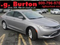 2015 Chrysler 200 Limited ***THIS VEHICLE IS SCHEDULED