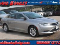 Recent Arrival!   CARFAX One-Owner.  2015 Chrysler 200