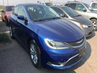 Options:  2015 Chrysler 200 Limited|Drive This