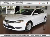 Options:  2015 Chrysler 200 Limited Fwd|Fresh Oil