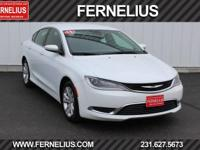 BACK-UP CAMERA HEATED SEATS 2015 Chrysler 200 Limited