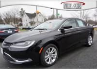 Step into the 2015 Chrysler 200! It just arrived on our